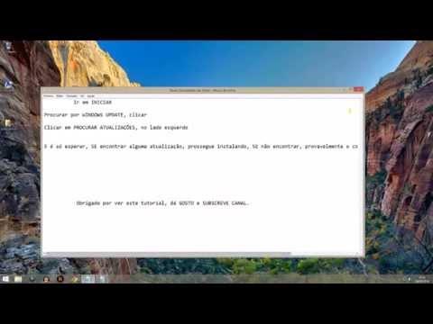 Baixar Como obter a última versão do Windows 8