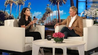 Ellen Meets Employee at Center of Melissa McCarthy's Hidden Camera Prank
