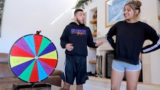 Naming our first BABY!! *Spin the wheel*