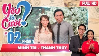 Girl cries when her boyfriend had a new girl | Minh Tri-Thanh Thuy | YLC#2