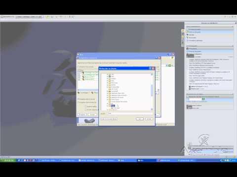 Vidéo résultat de simulation