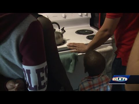 Local fire department partners with nonprofit to teach refugees to prevent fires
