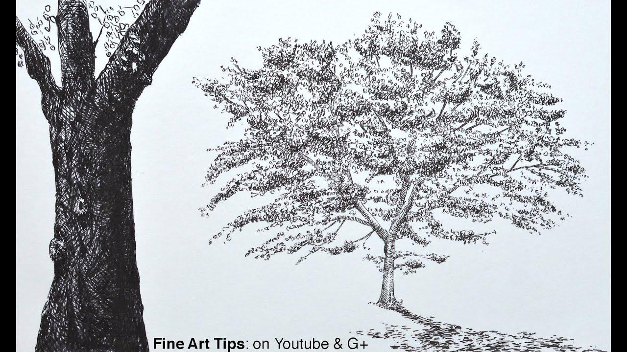 Manga Landscape Sketch