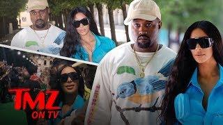 Kim Kardashian's Big Paris Return!   TMZ TV