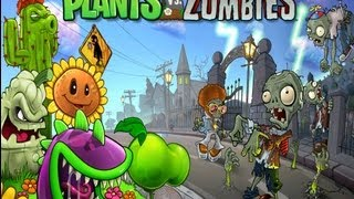 Plants vs Zombies Final Boss and Ending