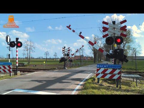 DUTCH RAILROAD CROSSING - Staphorst - Klaas Kloosterweg Oost photo