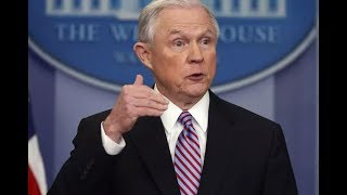 Jeff Sessions Justice Department URGENT Press Conference on Suspect in Florida