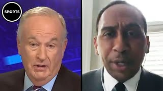 Stephen A. Smith On Bill O'Reilly Will Make You SICK
