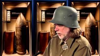 Helge Schneider und eine Kanone namens Berta