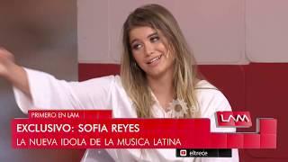 Sofía Reyes contó cómo es ser nuera de Ricardo Montaner