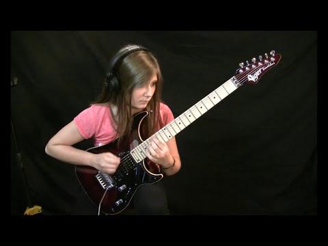 Zagrała Vivaldiego na... gitarze elektrycznej!