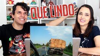 REACT ESTE É O VÍDEO MAIS SATISFATÓRIO DA INTERNET!