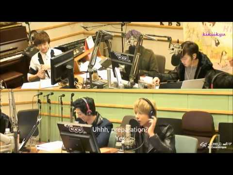[ENG SUB] Super Junior's Kyuhyun Prank Call to CNBLUE's Jonghyun
