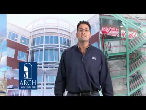 Meet Joe Giacalone - President/Owner of Arch Painting