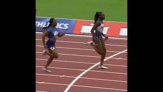 Epic Rundown #3 - Shelly-Ann Fraser-Pryce vs. Daryll Neita in London Diamond League 4x100m