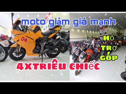 MMT – tham khảo giá môtô còn giảm mạnh, chỉ từ 4xtr/ là có moto chính hãng 