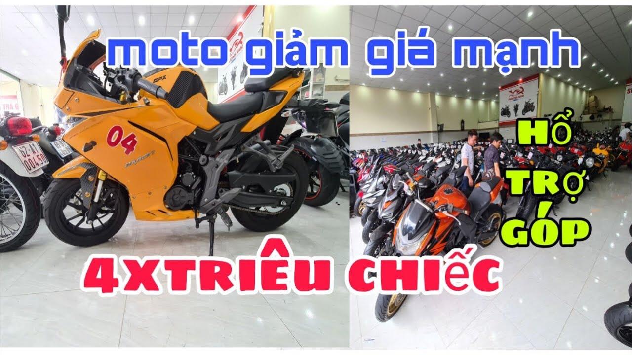 MMT – tham khảo giá môtô còn giảm mạnh, chỉ từ 4xtr/ là có moto chính hãng|