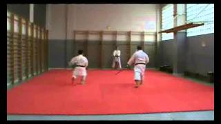 KARATE AND KOBUDO , LUIS E ISMAEL, CHOU NO KON