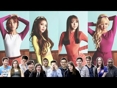 Classical Musicians React: MAMAMOO 'Piano Man' vs 'Ahh Oop'
