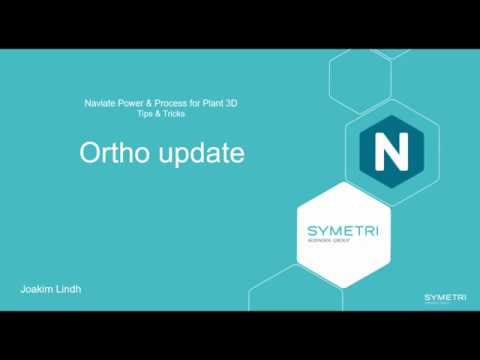 Plant 3D Naviate Ortho Update (eng)