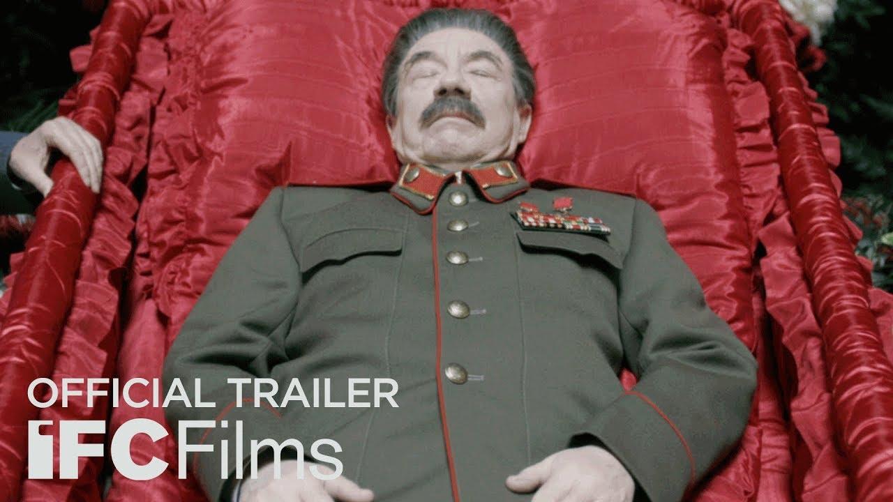 Trailer de The Death of Stalin