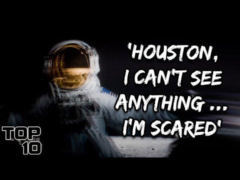 Top 10 Scary NASA Urban Legends
