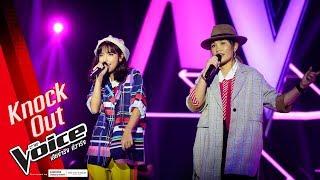 น้ำอุ่น&เมย์ - ช่วงนี้ - Knock Out - The Voice 2018 - 21 Jan 2019