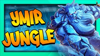 Smite: Ymir Jungle Gameplay | Conquest | Suportemis and the Worst Team Comp I've Ever Seen