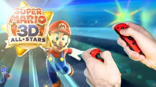 But how does the Super Mario 3D All Stars collection FEEL?