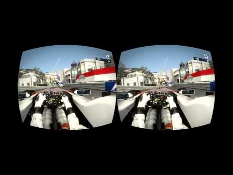 F1 2012 on the Oculus Rift Pt. 1 / Head Tracking with 6 DOF