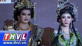 THVL | Tài tử tranh tài - Tập 8: Võ Tắc Thiên và Thái Bình công chúa - NSƯT Hữu Quốc, Thu Trang