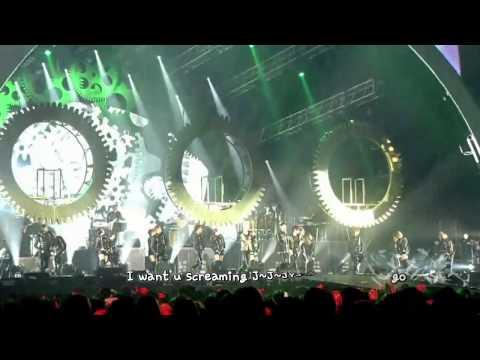 JYJ - Mission (2013 Concert in Tokyo Dome) [eng + rom + hangul + karaoke sub]