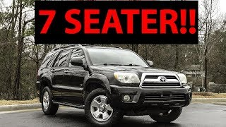 Top 7 Of The Best 7-Seater SUVs Under $10,000