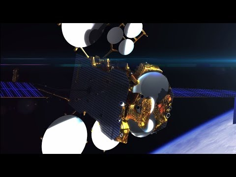 EUTELSAT 172B, the first European-built all-electric satellite [INTERVIEW]