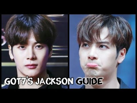 A GUIDE TO GOT7'S JACKSON