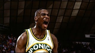 Why is Shawn Kemp disrespected from the NBA?