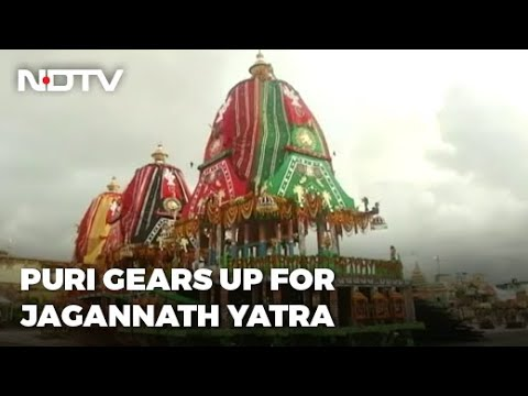 Jagannath Rath Yatra begins today without devotees for second consecutive year