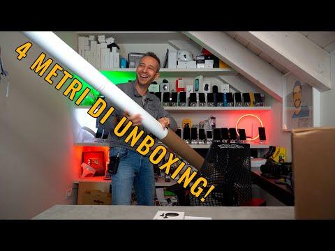 UNBOXING E' SUCCESSO DI TUTTO!