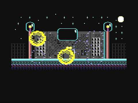 Commodore 64: Vortex Crystals 2017 game ending by TND Games