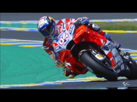 Ducati talks about the French GP