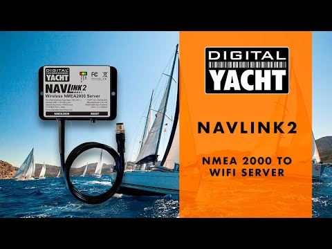 NavLink2 - NMEA 2000 to WiFi Server - Digital Yacht