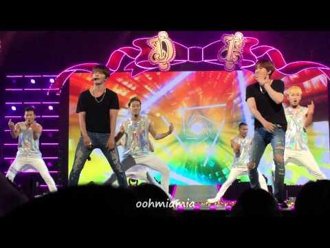 150607 - Super Junior D&E - ASIA TOUR 2015