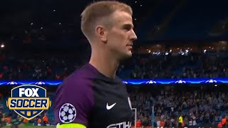 Is this Joe Hart's last appearance for Manchester City?