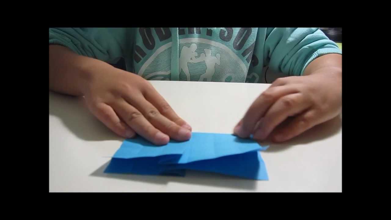 Origami Flasher tutorial (Designed by Jeremy Shafer) - YouTube - photo#3