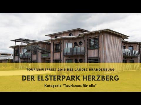 Tourismuspreis 2019 für den ElsterPark Herzberg