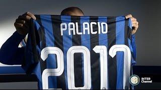 "Palacio: ""Felice di rimanere qui"""