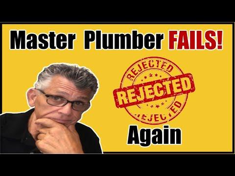 Master Plumber - Fails Again!