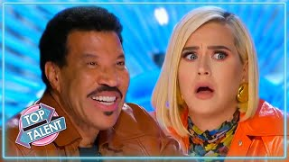 SENSATIONAL Auditions From American Idol 2021!   WEEK 2   Top Talent