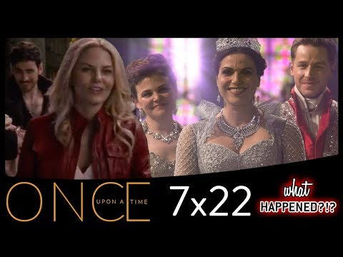 ONCE UPON A TIME Series Finale Ending Explained (7x22 Recap) - Who Died? Happy Endings?