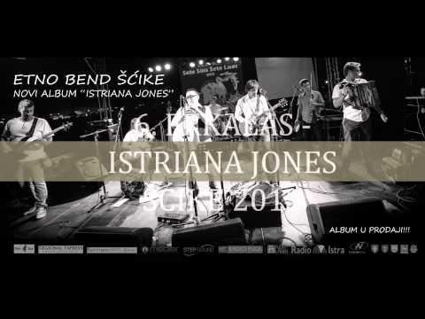 ŠĆIKE - ISTRIAN ETNO FOLK MUSIC BAND - FRKALAS
